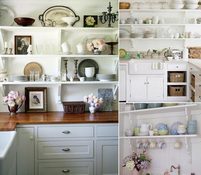 On display mayhar design - Kitchen shelf display ideas ...